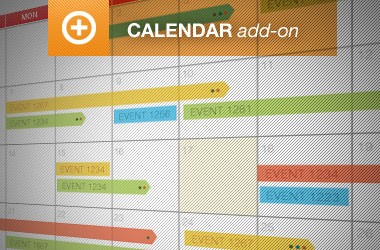 Events Calendar Add-on
