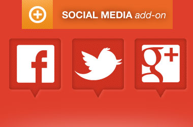 Social Media Buttons Add-on