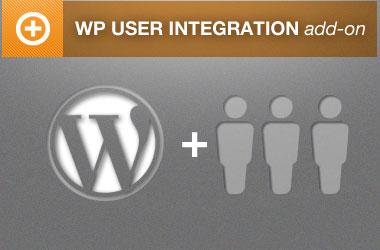 WP User Integration