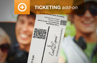 Event Ticketing Plugin for WordPress