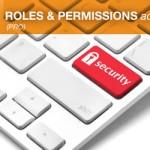 Roles & Permissions (PRO)