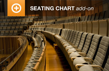 WordPress Event Ticketing Seating Chart