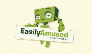 Easily Amused Logo