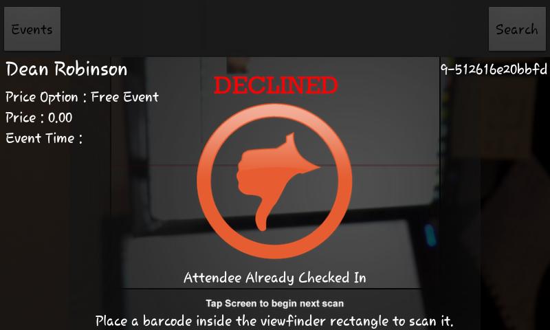 Mobile Apps - WordPress Event Registration Ticketing Plugin - Event