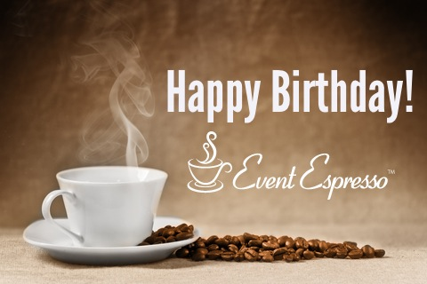 Event Espresso Birthday