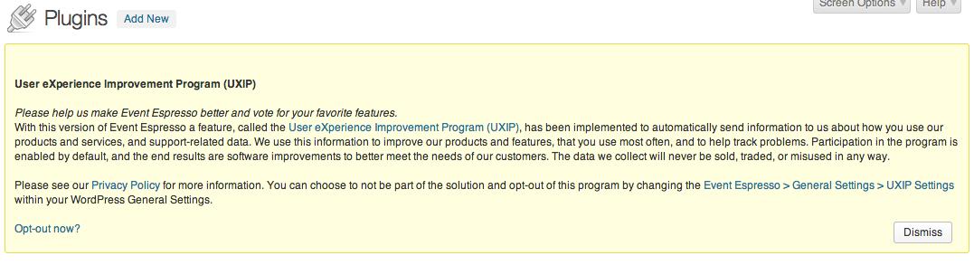 UXIP_Notice