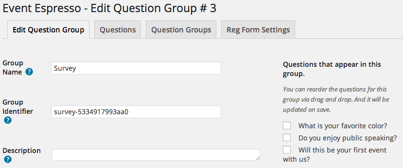 event-espresso-question-group-example