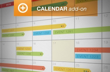 EE4 Events Calendar Add-on