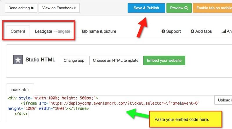 facebook-paste-embed-code
