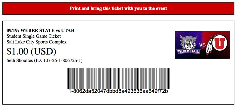 EE4 Printable Tickets Addon Event Espresso WordPress Event – Sports Ticket Template