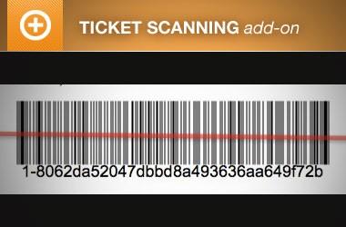 EE4 Ticket Scanning