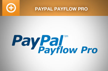 EE4 PayPal Payflow Pro Payment Gateway