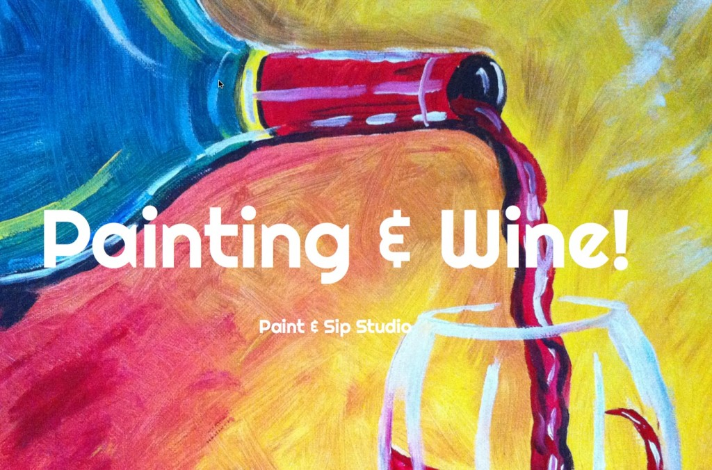 Paint & Wine Party Ticketing Software