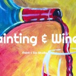 paint and wine party business