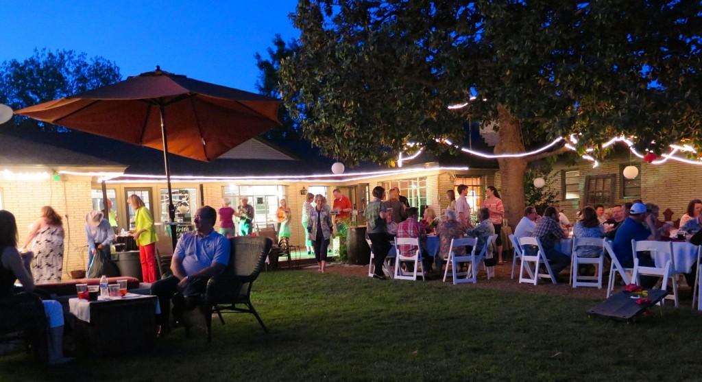 Backyard Bbq Ticketing Event Espresso