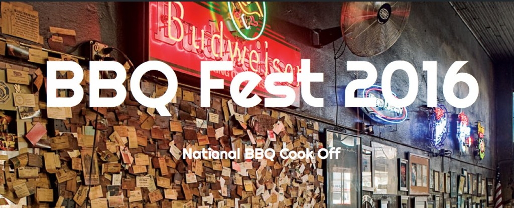 BBQ Festival Ticketing
