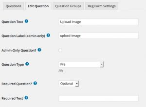 EE4 Files Add-on - File Question Type