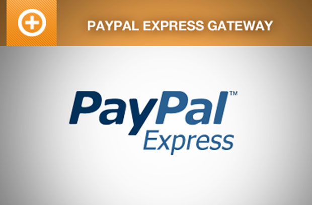 EE4 PayPal Express Payment Gateway