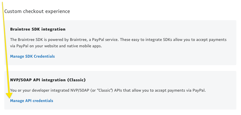 PayPal payment gateway help & documentation - Event Espresso
