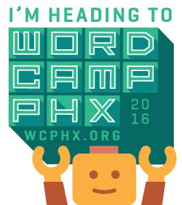 im heading to wordcamp phoenix