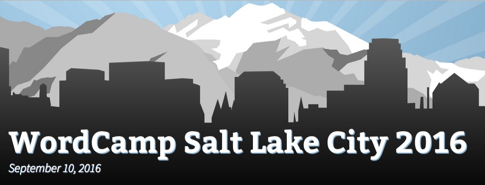 wordcamp salt lake city 2016