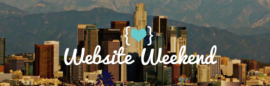 website weekend 2016