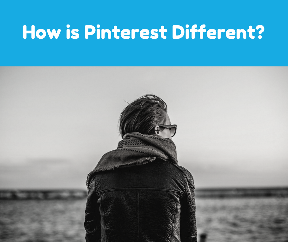How is event marketing with Pinterest different?