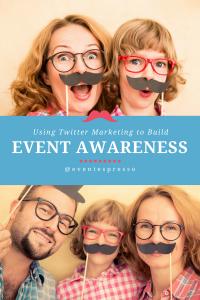 Using Twitter Marketing to Build Event Awareness