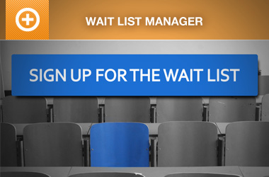 Wait List Manager for Event Espresso 4