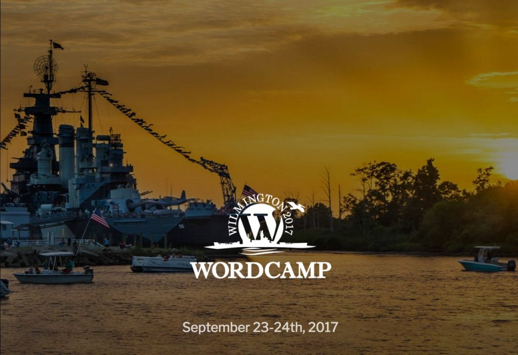 WordCamp Wilmington 2017