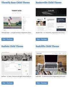 Espresso Themes Home Page
