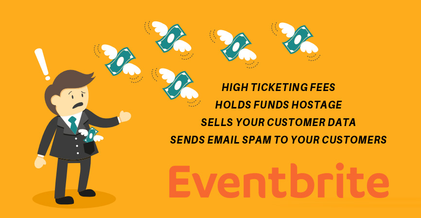 Eventbrite Taking Your Money?