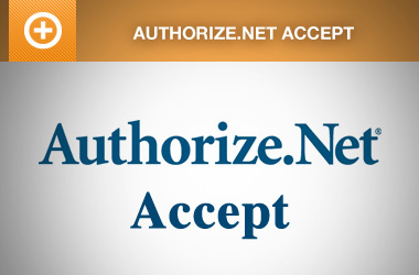 Authorize.net Accept Payment Gateway