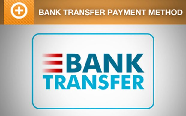 Bank Transfers For Event Registrations
