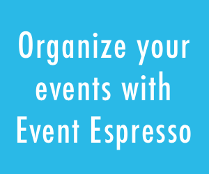 Start with Event Espresso today