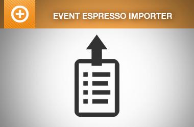 Event Espresso Importer